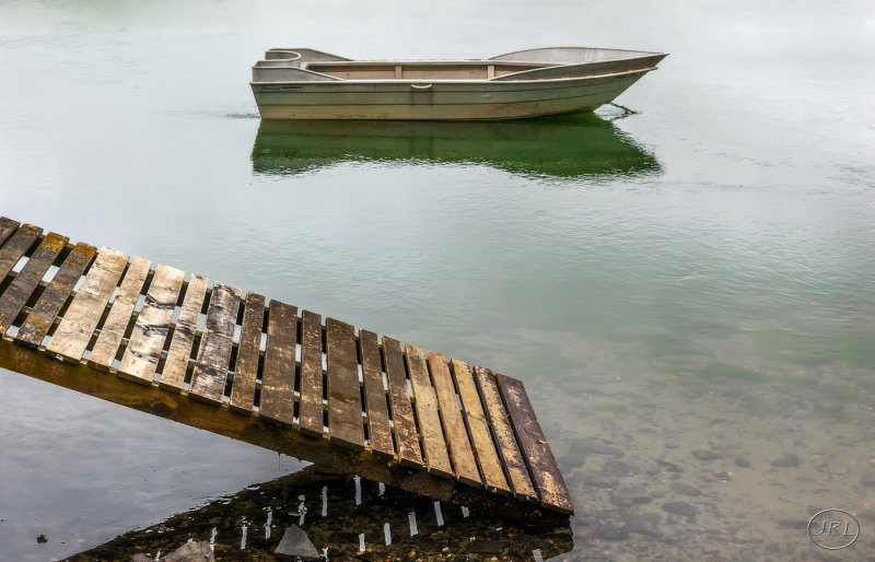 Boat and Ramp.