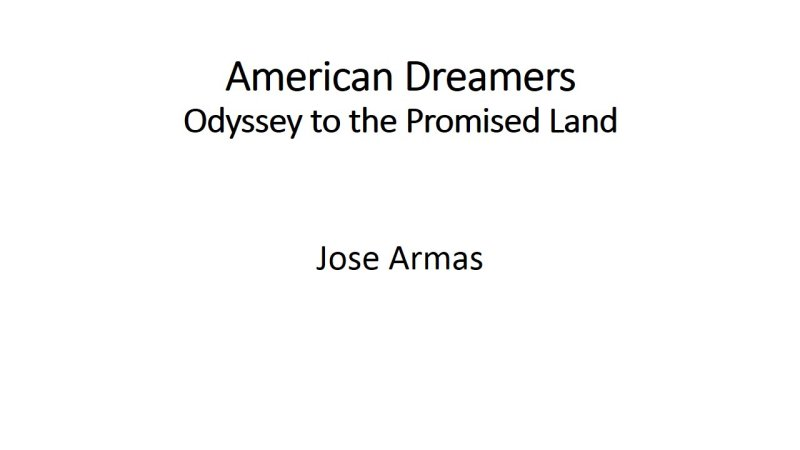 00 American Dreamers Title Slide
