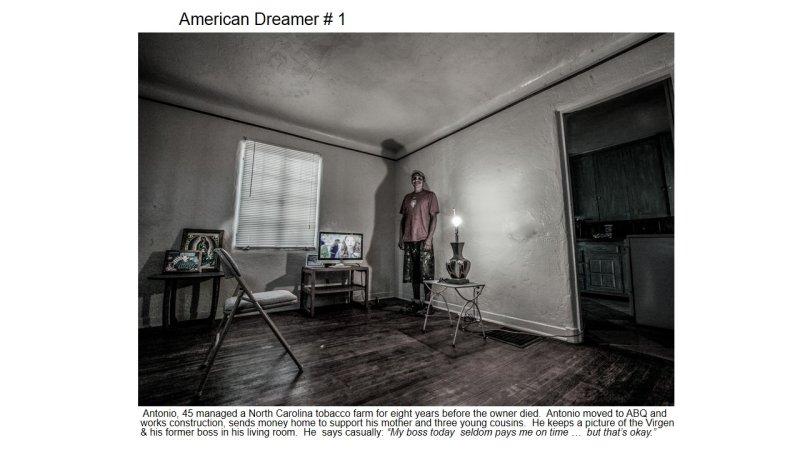 01 American Dreamer #1