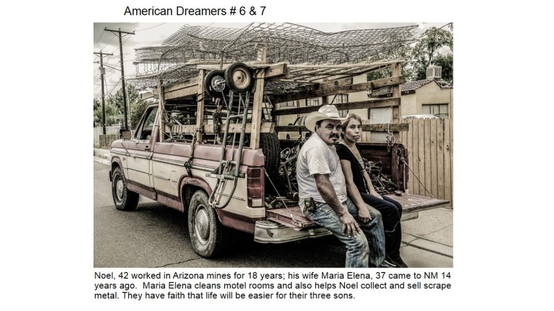 06 American Dreamers #6 and 7