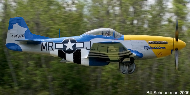 P-51 Obsession