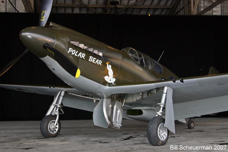 P-51 Polar Bear