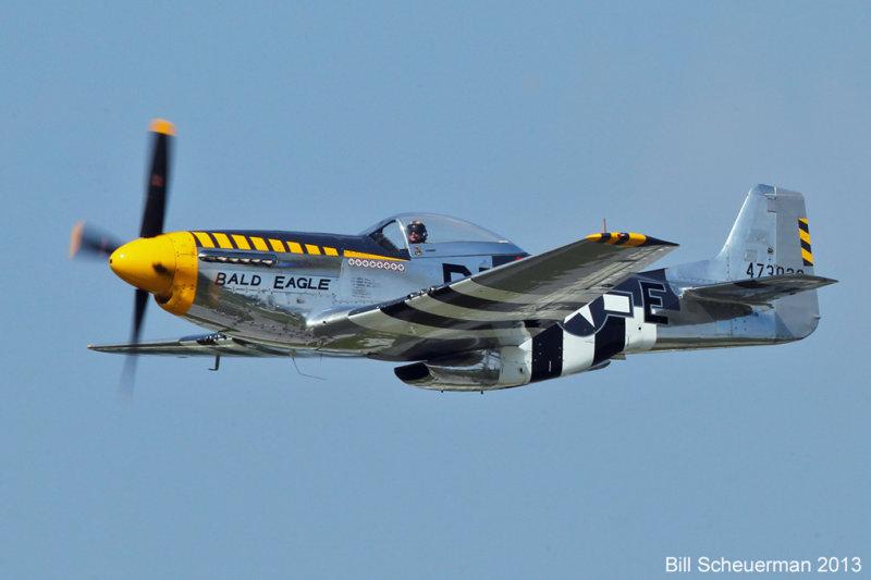 P-51 Bald Eagle