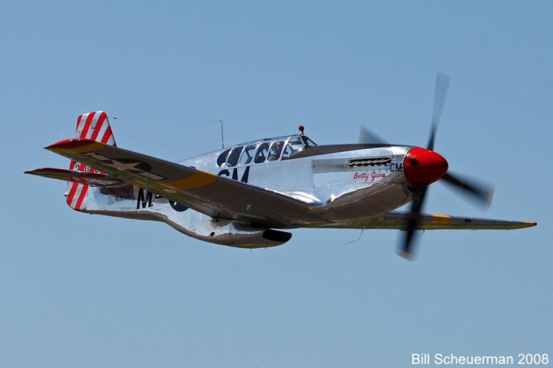 P-51C Betty Jane