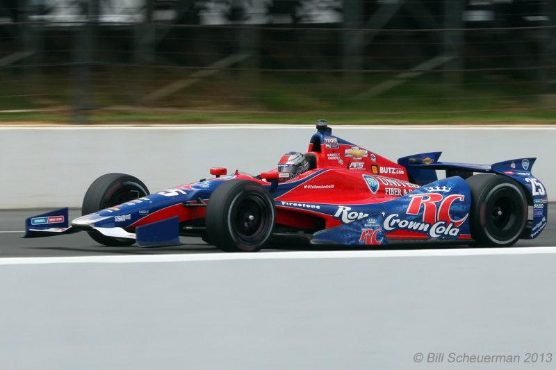 25 Marco Andretti