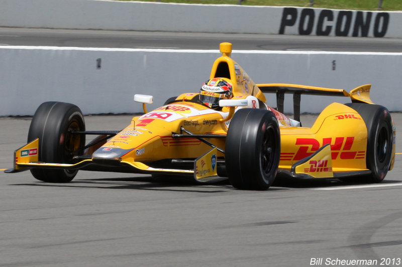 1 Ryan Hunter-Reay