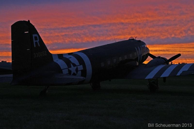 HAG C-47 Whiskey 7