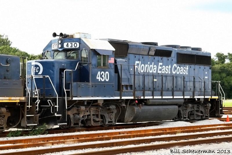Florida East Coast #430