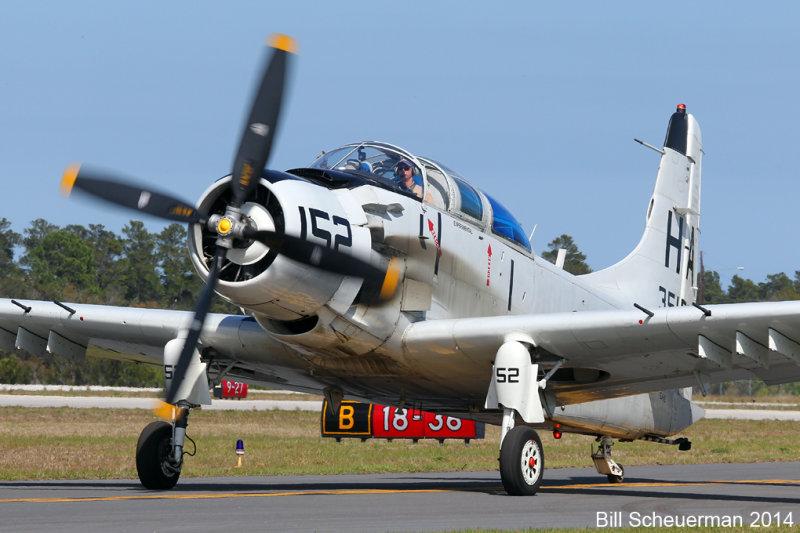 Douglas AD-5 Skyraider