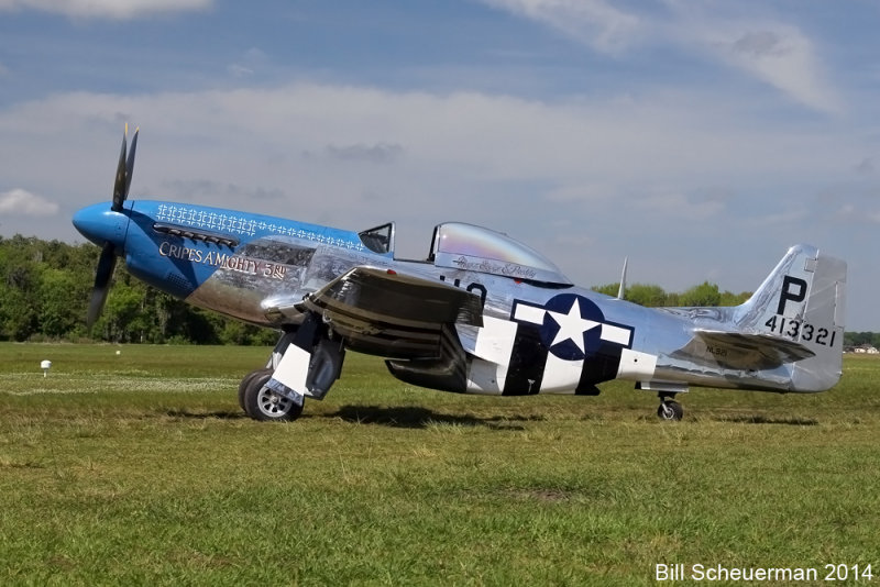 P-51 Cripes AMighty 3rd