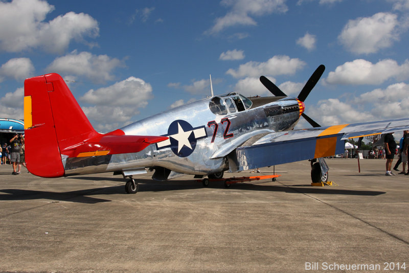 P-51C Ina the Macon Belle