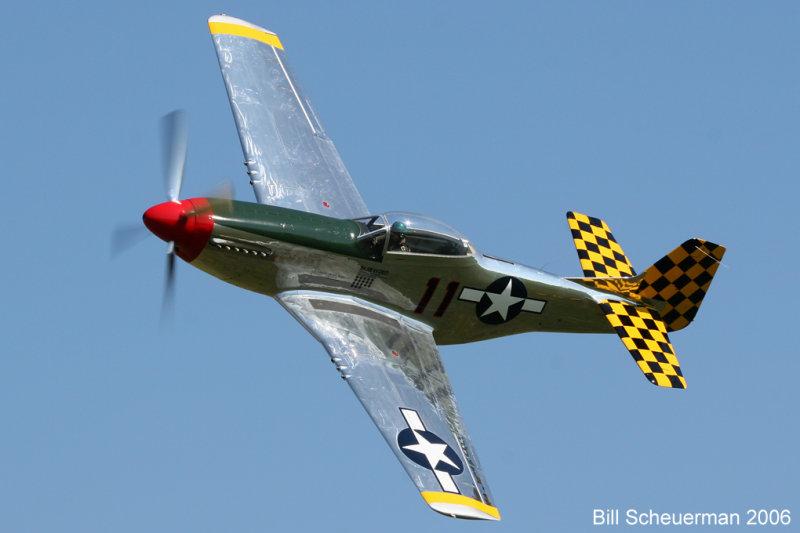 Herky Greens P-51