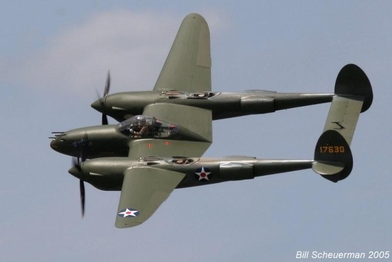 P-38 Glacier Girl