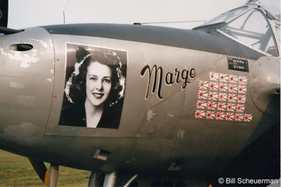 P-38 Marge