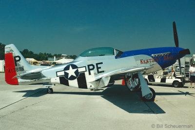 P-51 Kentucky Babe