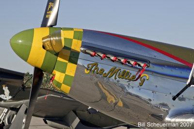 P-51 The Millie G