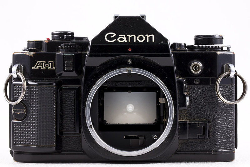 Canon A-1 35mm Manual Focus SLR