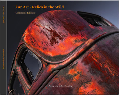 Car Art -Relics in the Wild