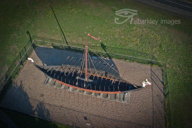 Viking Ship Cliffsend