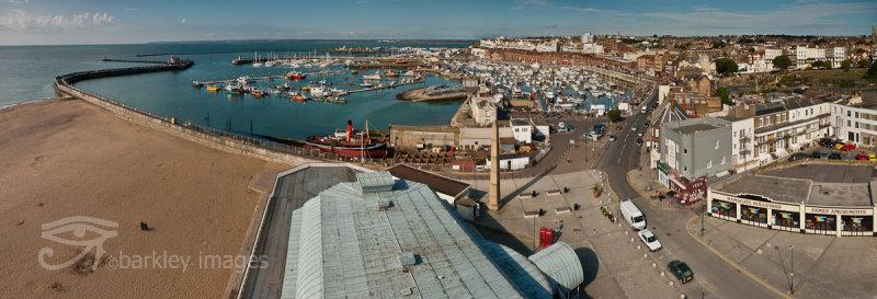 Ramsgate Harbour Panorama