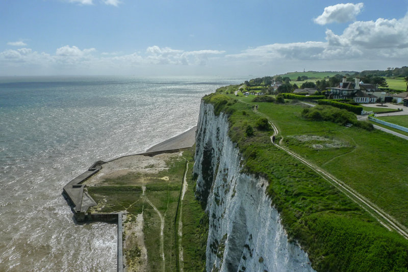 Kingsdown Cliffs, Walmer, Deal