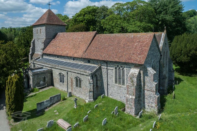 Alkham Church