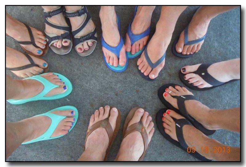 Baja Feet