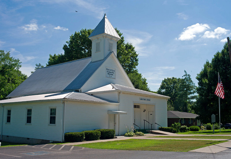 Church of Christ at Leipers Fork