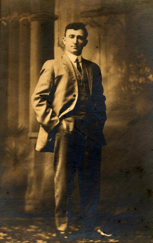 Thomas Simon Bolton
