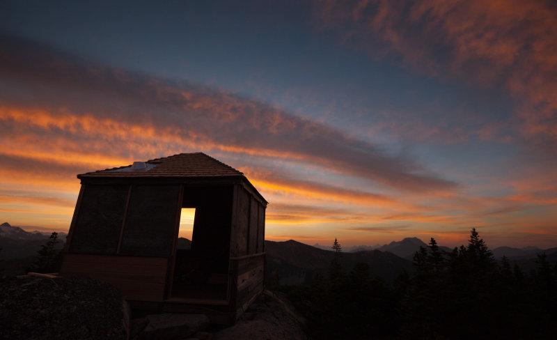 Sunset At Mebee Lookout <br>(MebeeLO_RnR_091413_495-1.jpg)