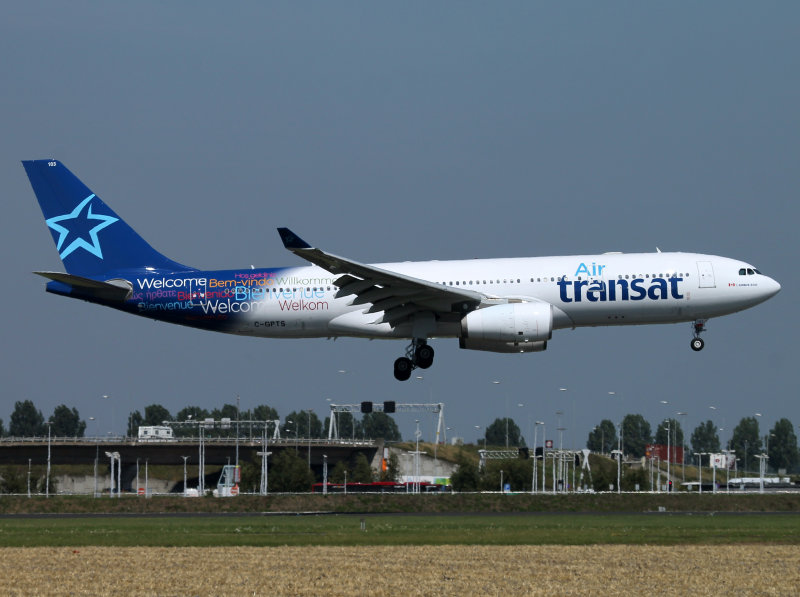 A330-200  C-GPTS