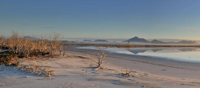 Chillinup Lake dreamtime.....