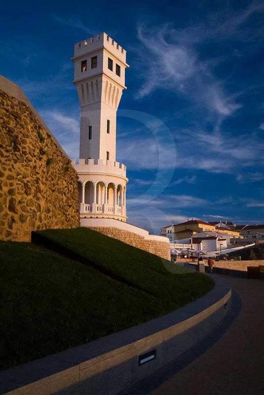 A Torre de Santa Cruz