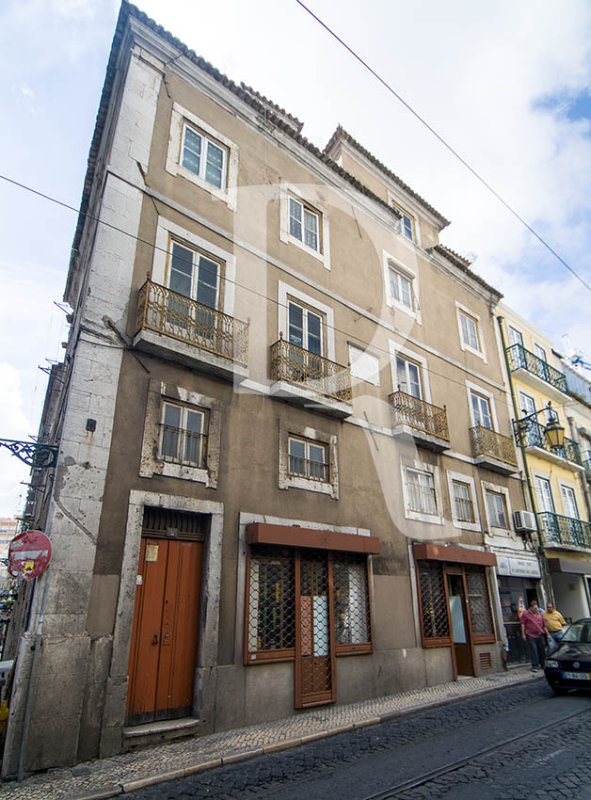 Casa Onde Nasceu António Feliciano de Castilho