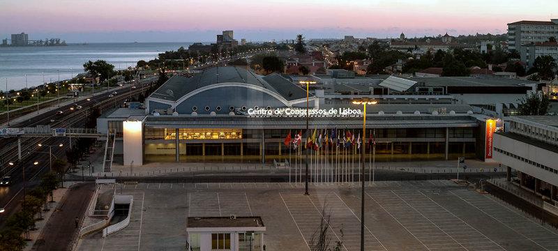 Centro de Congressos de Lisboa (Arq. Keil do Amaral - 1957)