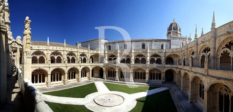 Monastery of the Hieronymites - The Cloisters
