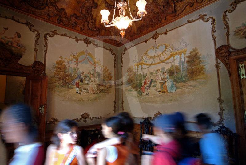 The Regaleira Estates Palace