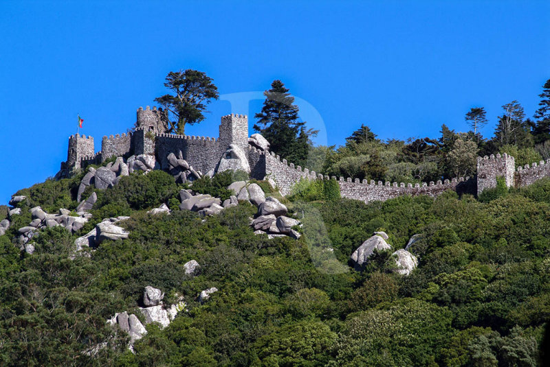 Sights - The Moorish Castle
