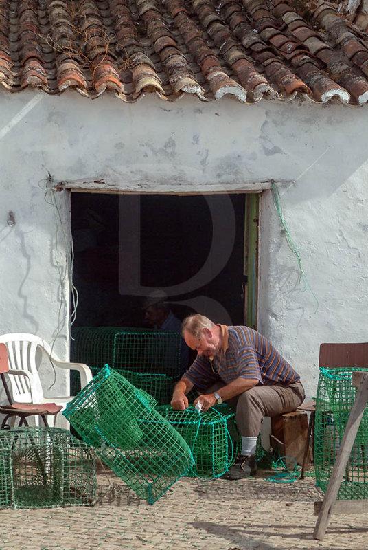 People of Ferragudo