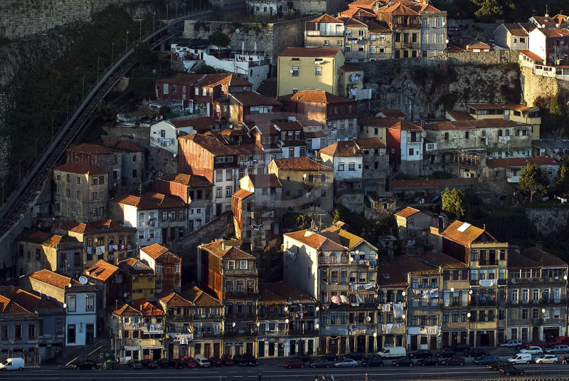 O Porto em 4 de novembro de 2005