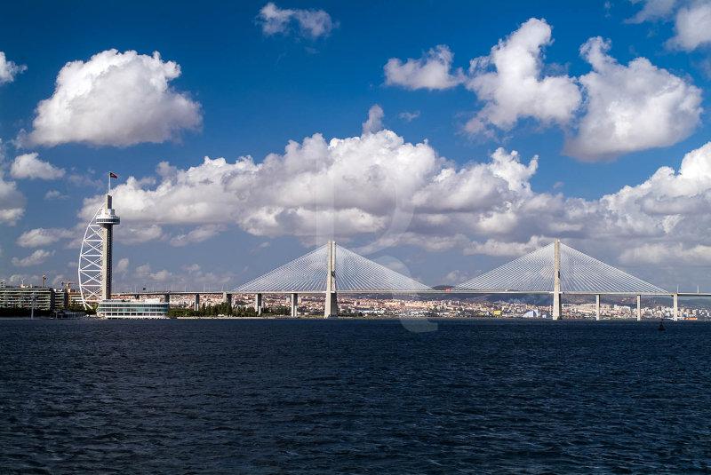 The Tower and the Bridge Vasco da Gama