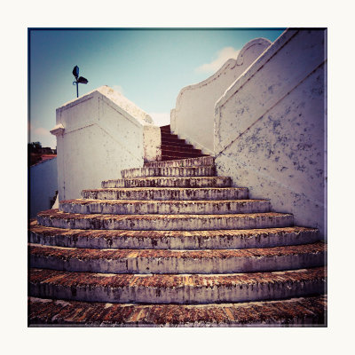 Baroque Stairs • Alcoutim • Portugal