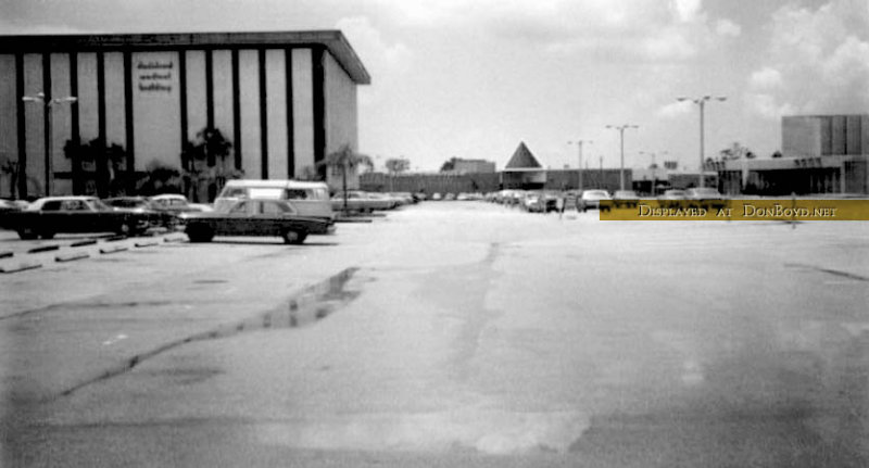 1970 - the Gold Triangle store at 7420 SW 88 Street, Kendall