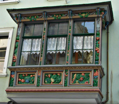 Gorgeous Oriel Window