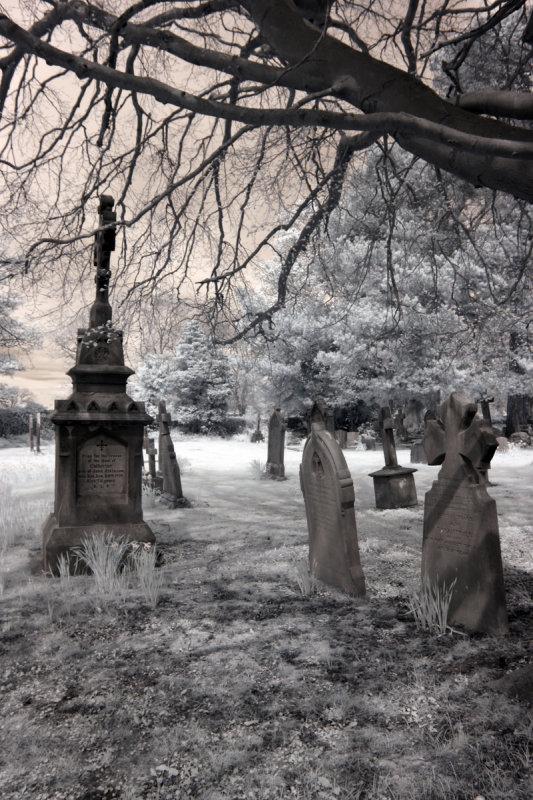 Bishop Thornton Churchyard