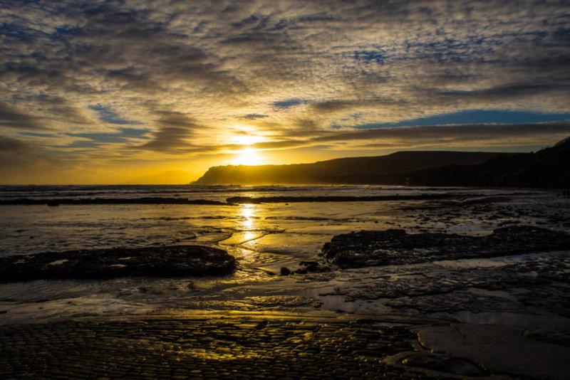 Robin Hoods Bay Sunrise