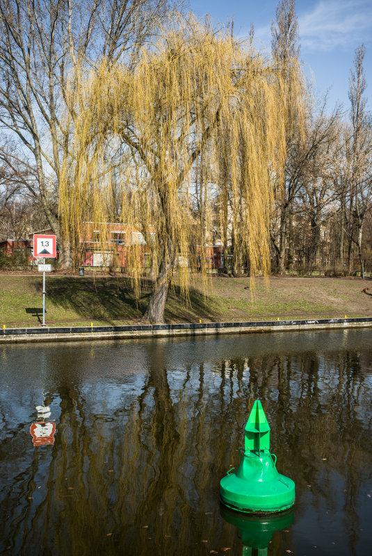 Alt-Treptow Canal Buoy