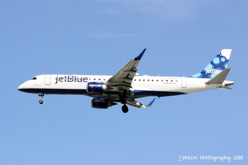 Embraer 190 (N178JB) Its A Blue Thing