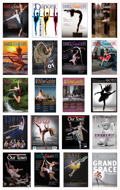 Magazine Cover Montage