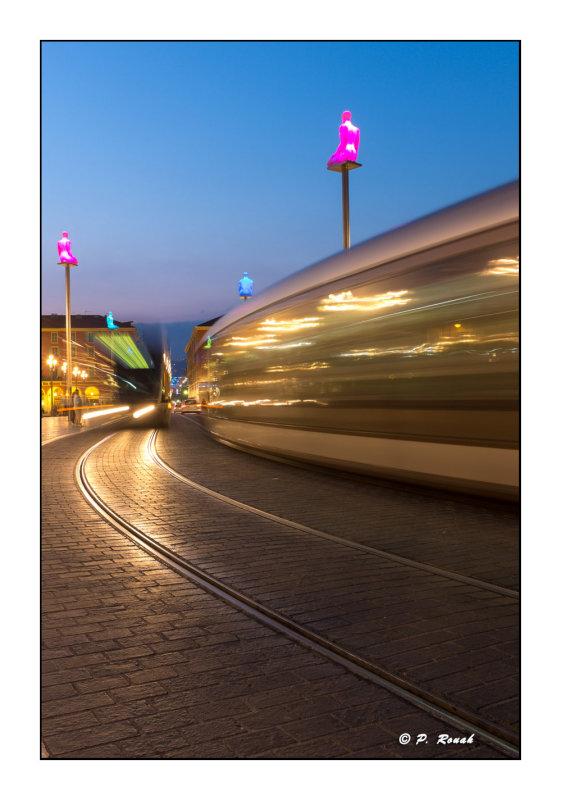 IPS-17 - Double tram !! - 1100